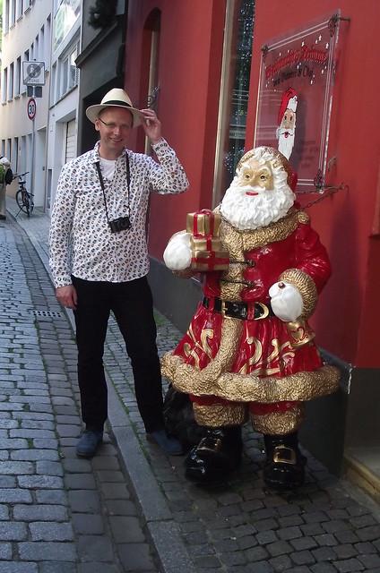 Santa Claus in Bremen