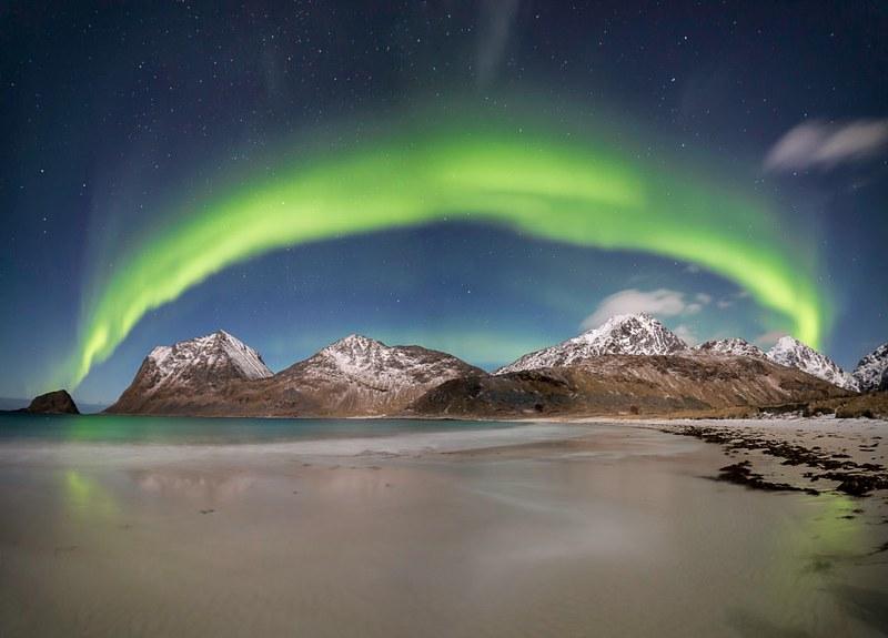 Northern Lights - Norway - Lofoten Islands