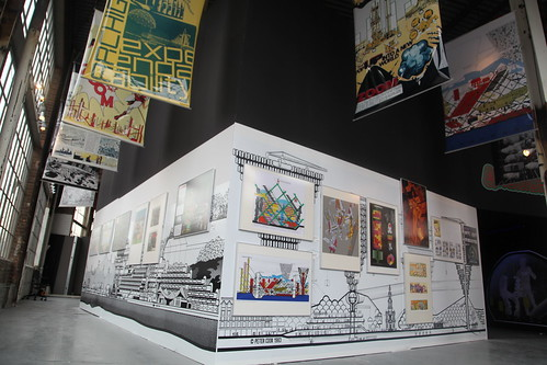 Archigram Exhibition - Liberty Gallery
