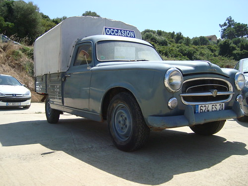 peugeot model 403 pick up france dsc06860 photo by cou flickr. Black Bedroom Furniture Sets. Home Design Ideas