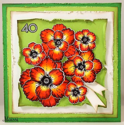 40-vuotis kortti