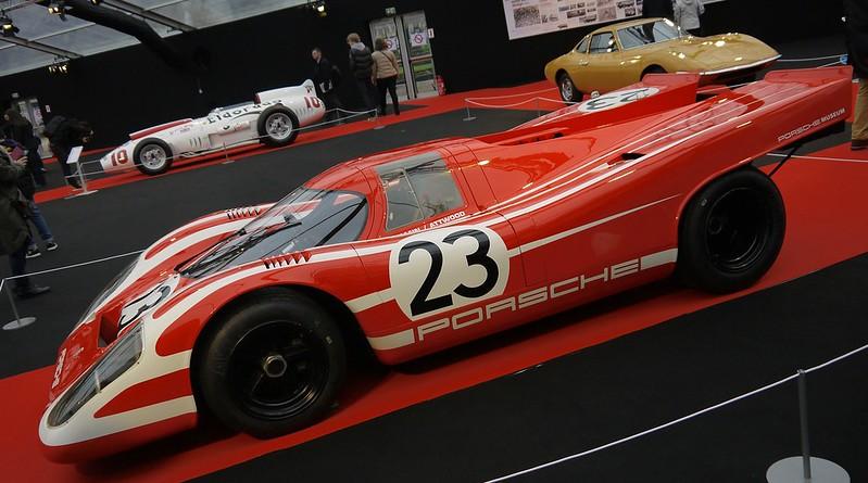 Porsche 917 KH Coupé n°23 / 1970 - Paris Invalides Fev 2017 32351766070_56ea07a04b_c