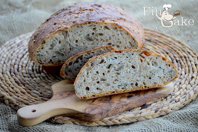 Хлеб с семенами Finbake