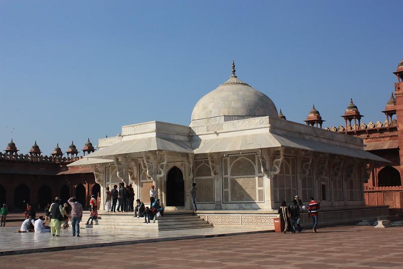 Индия, Агра, Фатехпур-Сикри
