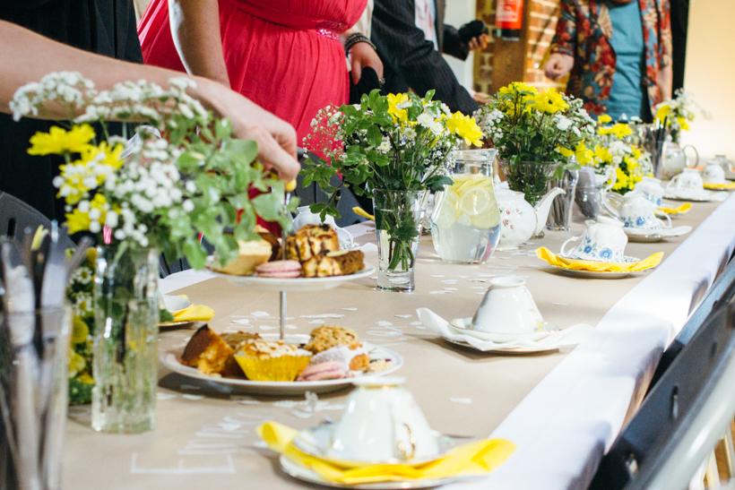 Lizi's wedding