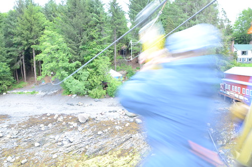 Southeast Exposure ziptrek, Ketchikan, AK