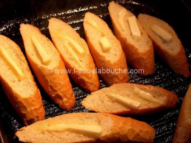Bruschetta Cresson Filet de Truite Fumé Ciboulette © Ana Luthi 001