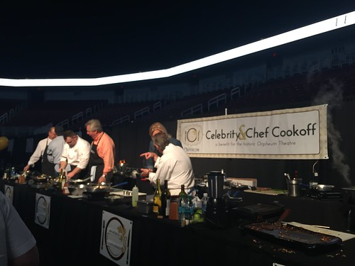 Celebrity & Chef Cookoff: A Benefit for the Orp - wichita.com