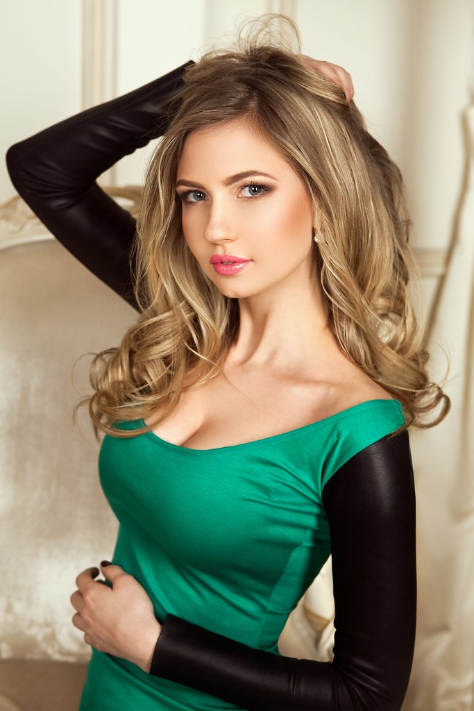 Attractively, very com beautiful russian women at