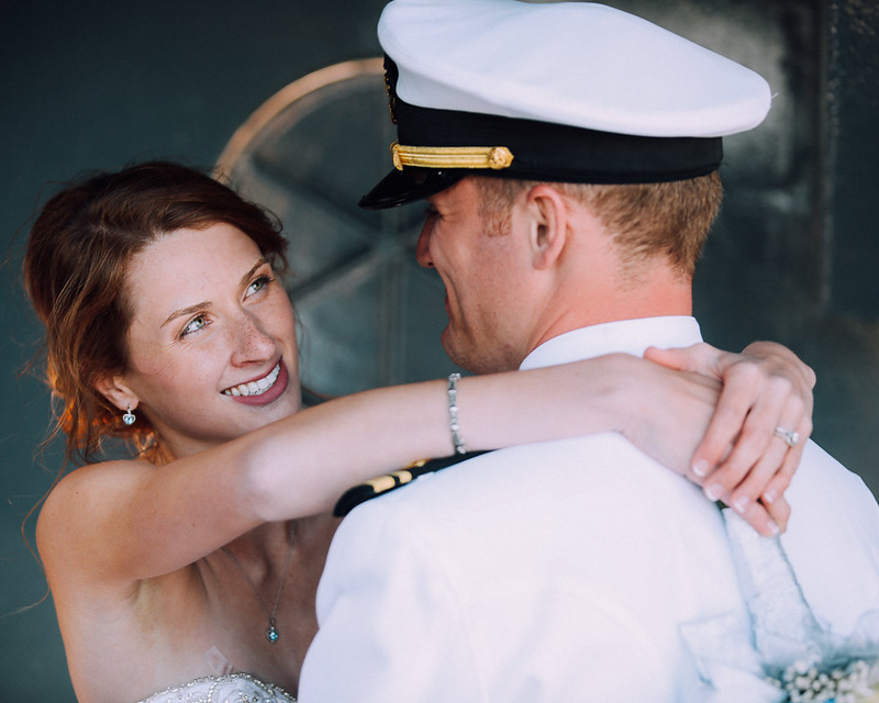Bryce Lafoon Photography l NC Battleship Wedding Wilmington
