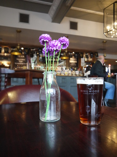 Ringwoods Razorback at the Waterside Inn