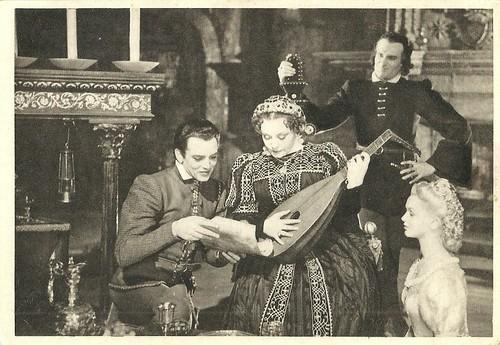 Zarah Leander in Das Herz der Königin (1940)