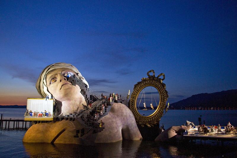 Bregenz Festival 2012