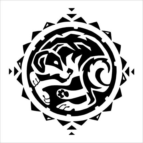 Chinese Zodiac: Dog / Китайский зодиак: собака