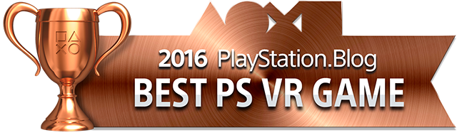 Best PlayStation VR Game - Bronze