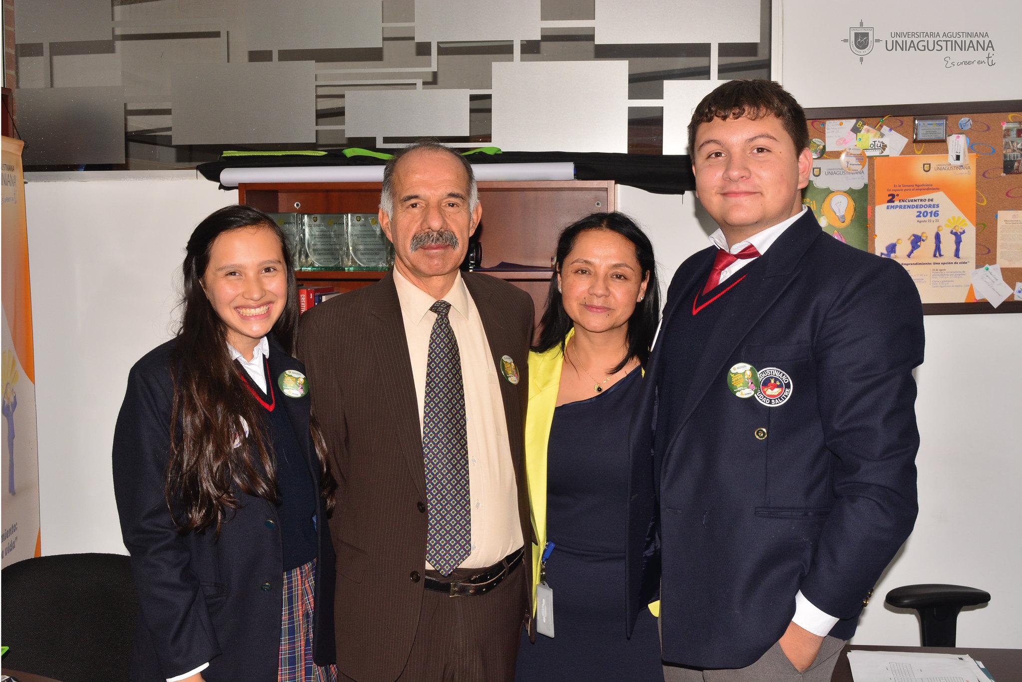 1er Encuentro Juvenil de  Emprendedores Agustinianos 2016