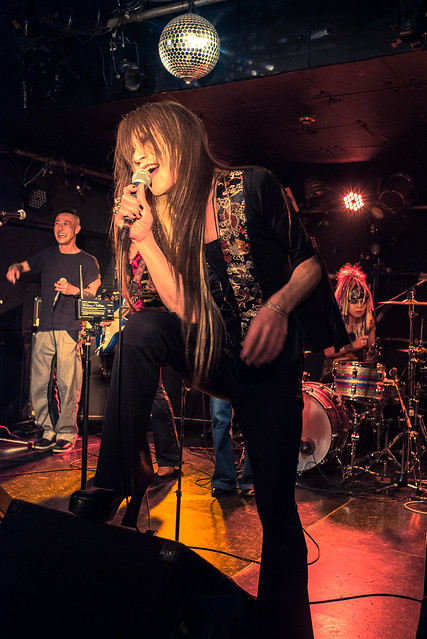 Vintage Rock Night jam session at ShowBoat, Tokyo, 01 Feb 2017 -00405
