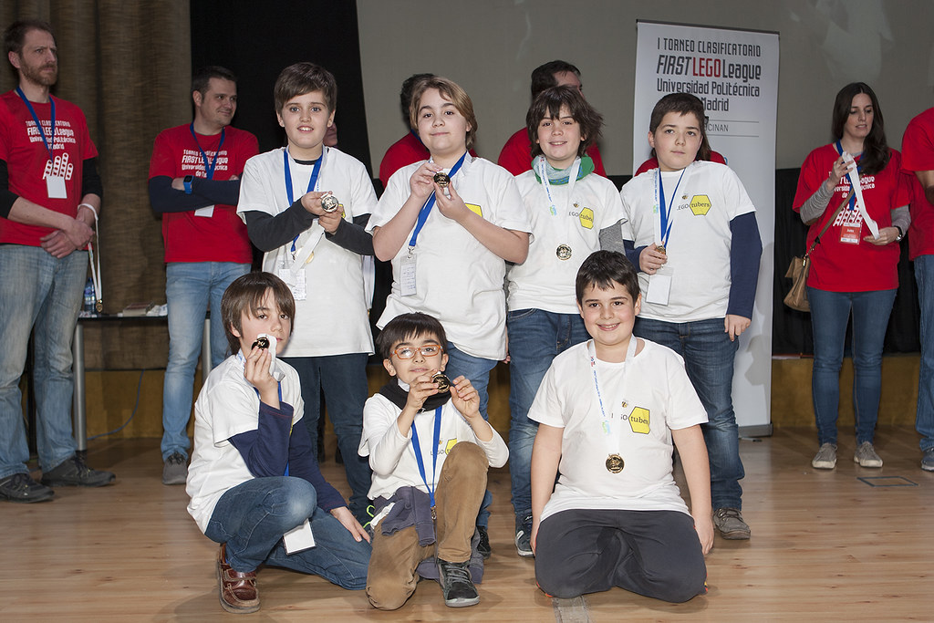 FIRST LEGO League/UPM, 2017