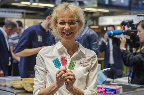 Ingrid Midbøe, mattryggleikskonsulent Rentokil