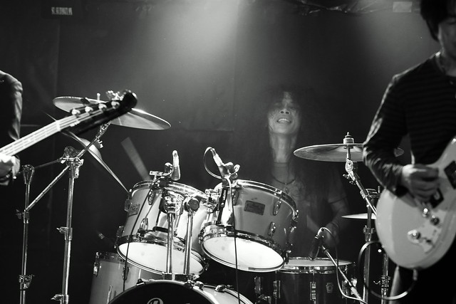 熊のジョン live at Outbreak, Tokyo, 08 Jun 2015. 086