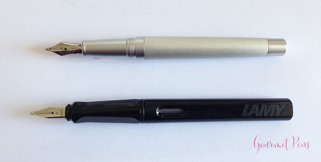 Review Staedtler Initium Metallum Fountain Pen @Penworld_be @STAEMars (5)