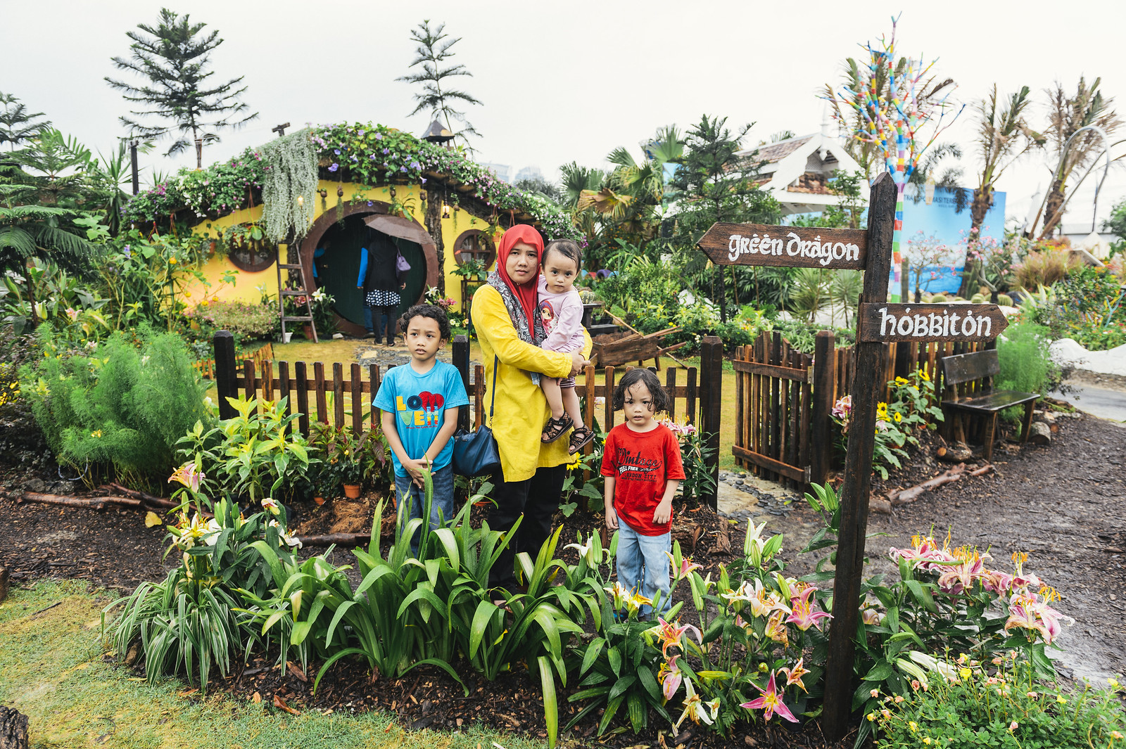 Family Photography | Floria Putrajaya