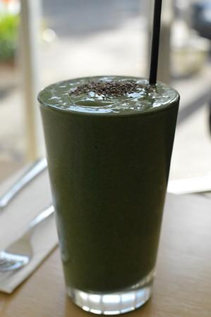 Good Green Stuff smoothie