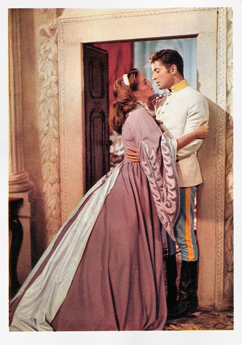 Alida Valli and Farley Granger in Senso (1954)