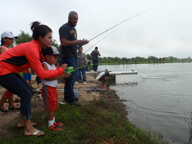 Uvalde National Fish Hatchery Fishing Derby 2015
