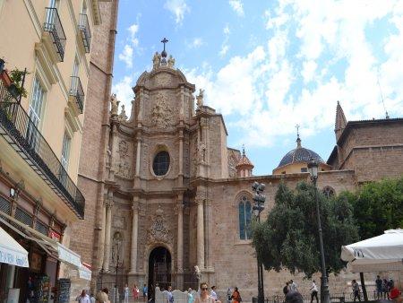 catedrala din valencia 0 obiective turistice valencia