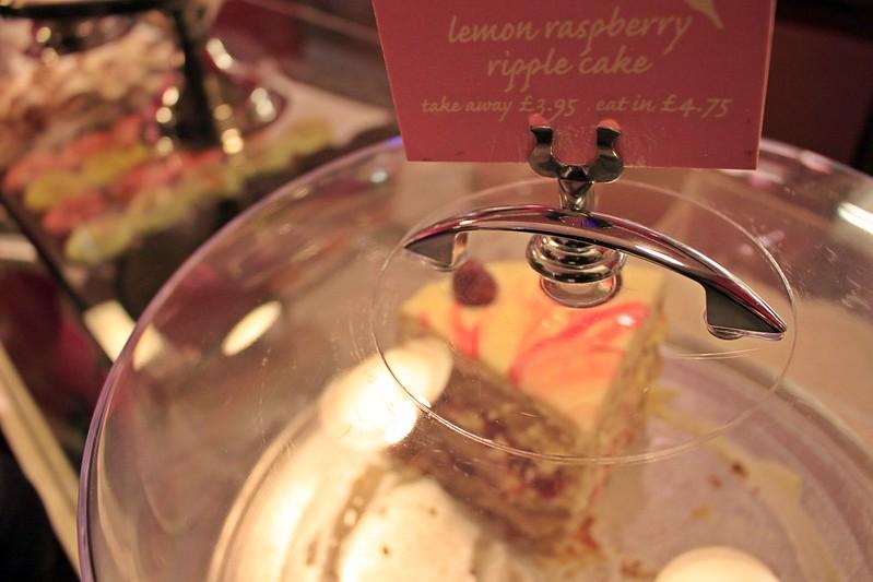 The Hummingbird Bakery-17度C搭火車遊英國-倫敦甜點 (18)