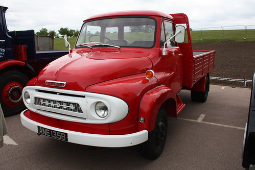 ane 135b 1964 ford thames trader pick up truck homer. Black Bedroom Furniture Sets. Home Design Ideas