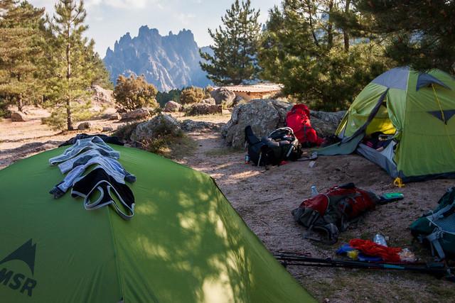 Camping I Paliri