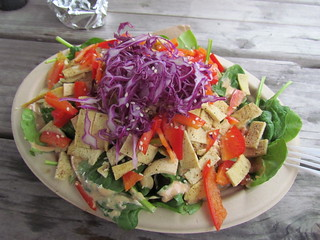 Sesame Salad from Unity Vegan Kitchen