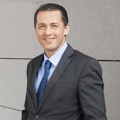 Juan José Sandoval. AOC