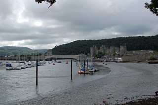 The way out of Conwy | by beqi
