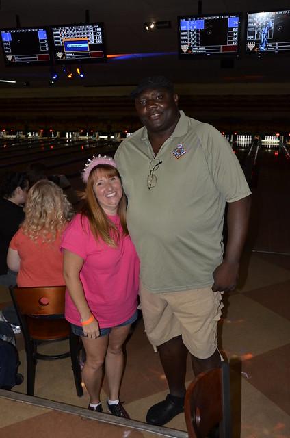 NFL Alumni Bowling 2013