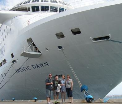 Cruise tips and tricks for first-time cruisers