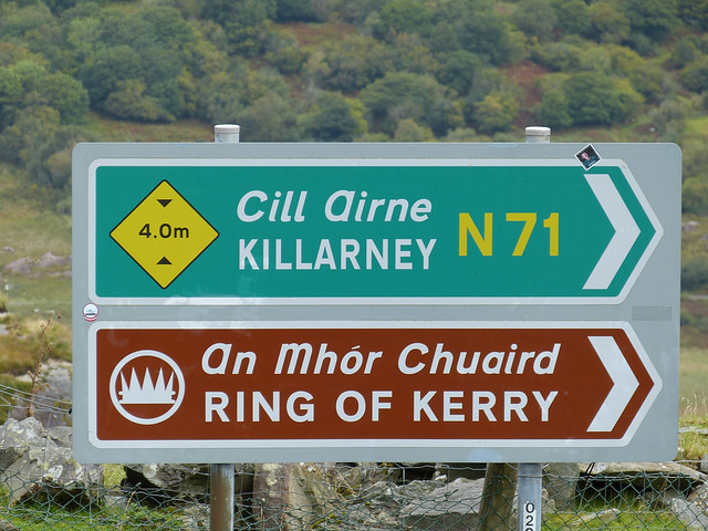 2016 Irland - Ring of Kerry