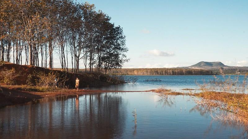 Kinh nghiệm du lịch Pleiku-hồ Ia ring