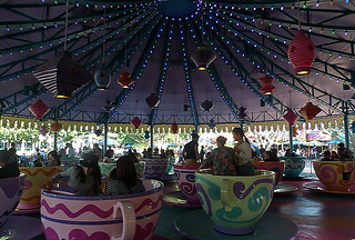 Disneyland Hongkong - Cups