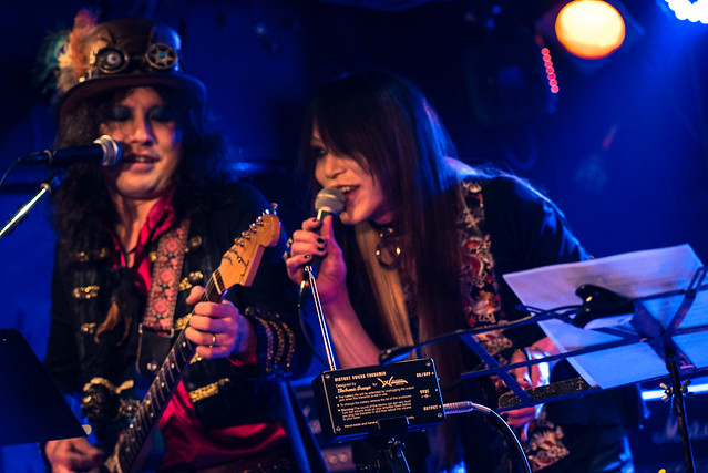 Vintage Rock Night jam session at ShowBoat, Tokyo, 01 Feb 2017 -00375