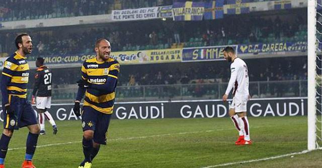 Verona vs Salernitana 29-01-2017