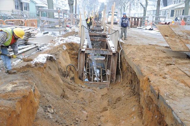 Sewer Upgrade for St. Albans