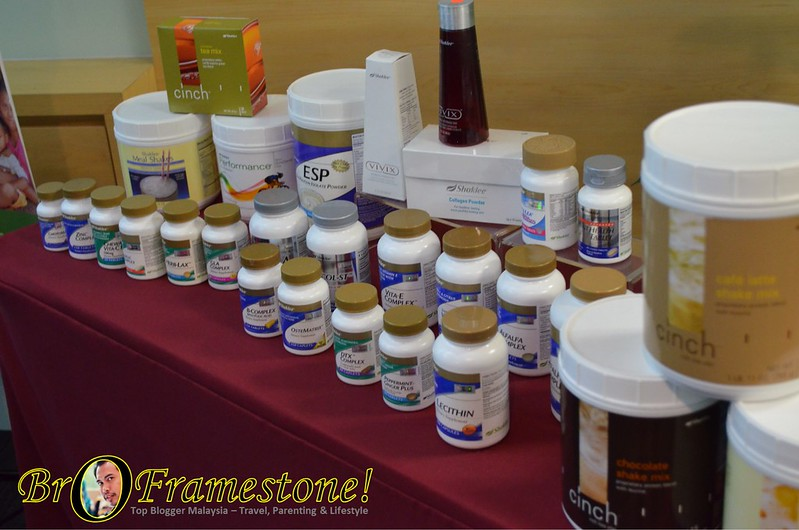 Produk Shaklee - Blogger di HQ Shaklee