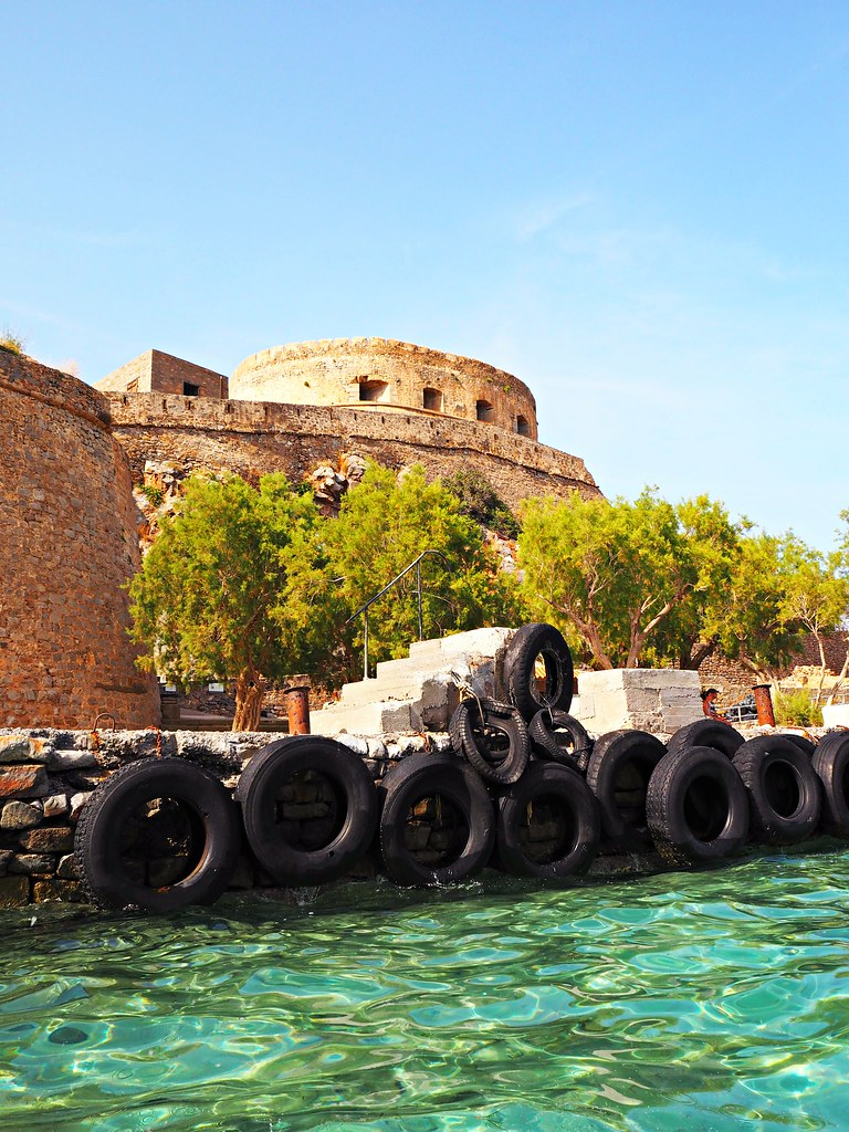 Spinalonga Island Crete Greece 2