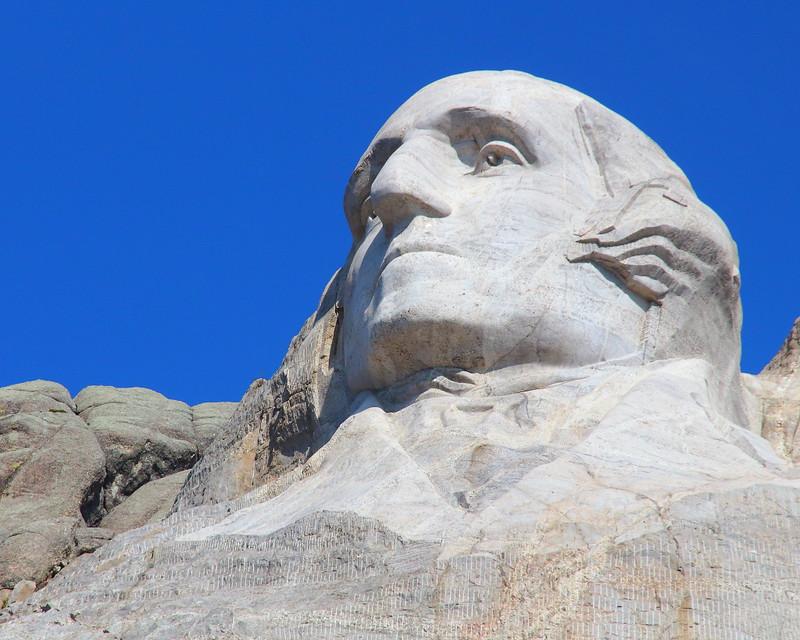 IMG_0457 George Washington, Mount Rushmore National Memorial
