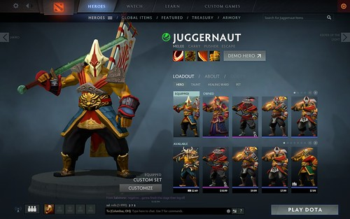 Juggernaut Mixed Items | by buttonMasher