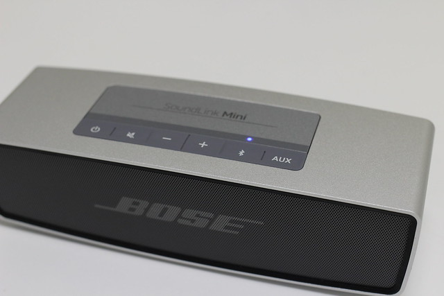 BOSE SoundLink Mini paring