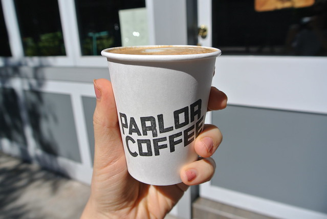 Parlor Coffee, Williamsburg
